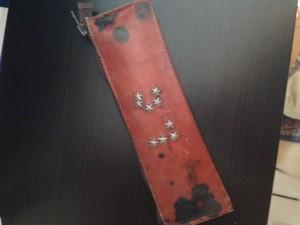 Lindsay's pencil case